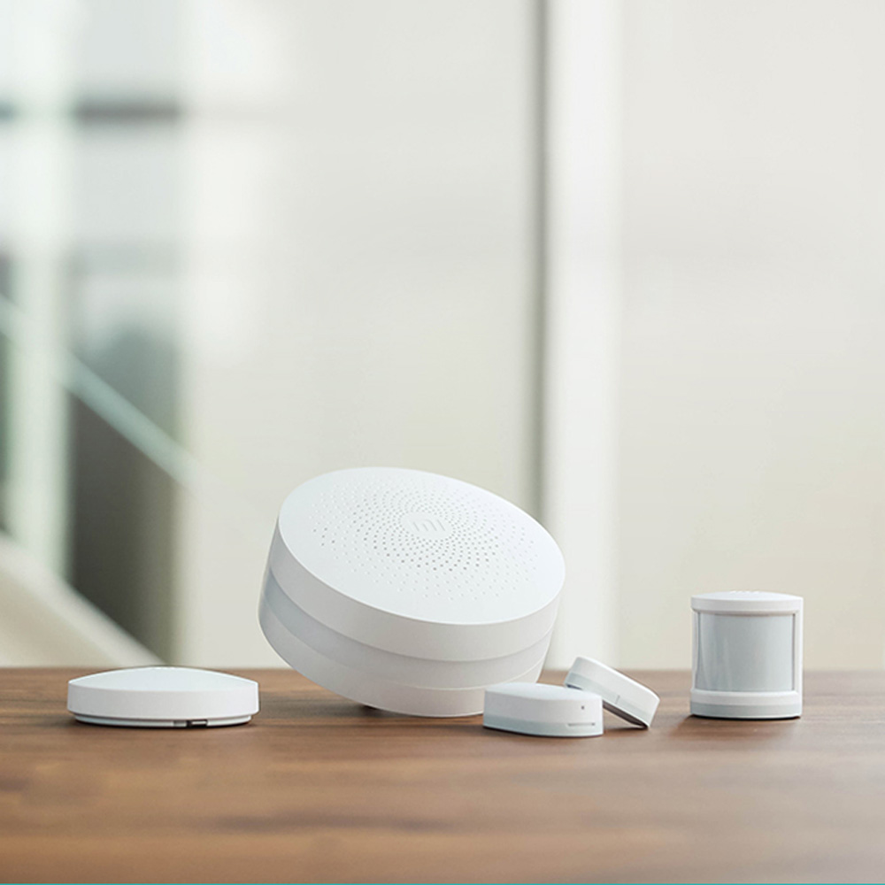 ФОТО New Smart Home Controls For Xiaomi Smart Home Kit Gateway Door Window Sensor Human Body Sensor Wireless Switch Smart Device Sets
