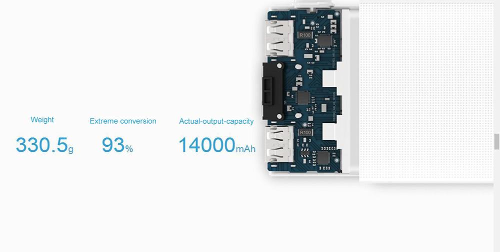 Xiaomi Mi Powerbank 2 20000 mAh Power Bank External Battery Micro USB Portable Bateria Externa Portable Charger 20000mAh (6)
