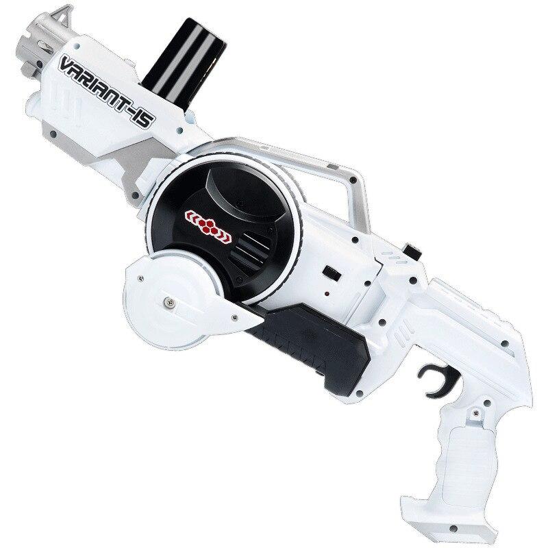 Nouveau pistolet à balle molle manuel costume pour Nerf balles souples jouet pistolet pistolet longue portée Dart Blaster enfants jouets cadeau