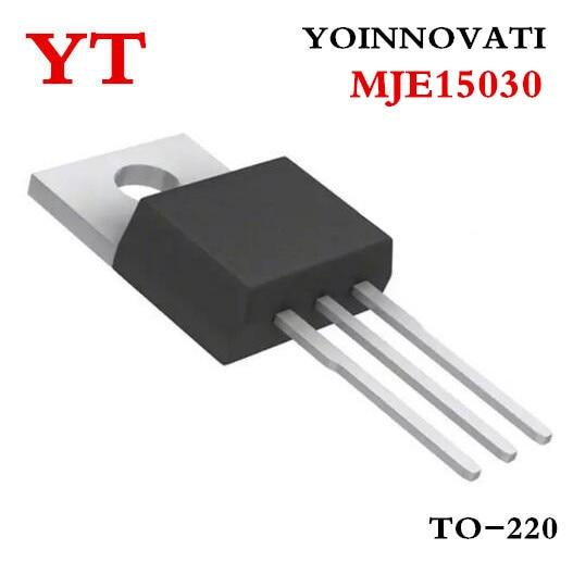 10pcslot MJE15030 E15030 TO-220 IC Best quality