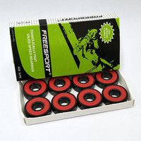 FreeSport 608 Hybrid Ceramic Bearings ABEC 9 Inline Roller Skate Rodamientos Suit For Free Line Skate