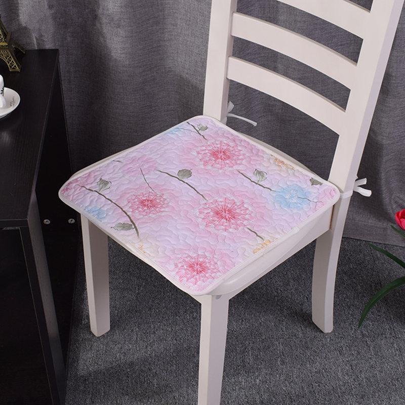 Cotton Seat Cushions Sofa Office Seat Pad Non-slip Chair Cushion Super Soft Dinning Chair Cushion Home Decor 5 Colors Available