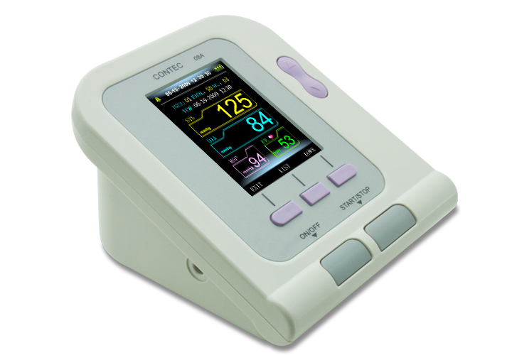 Communication With PC Upload Data to Computer Digital Sphygmomanometer Blood Pressure Monitor AH-218 Automatic Pressurization buz334 to 218