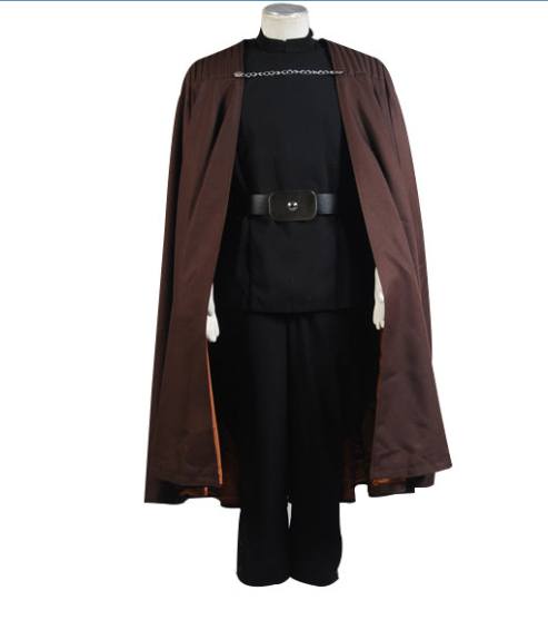 Star Wars Attack of the Clones Count Dooku Costume full set