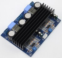 30V To 60V IRS2092 DC50V 200W 200W Class D Dual Channel Digital Power Amplifier Board