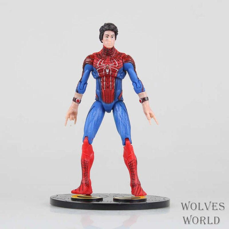 Игрушки новый человек паук