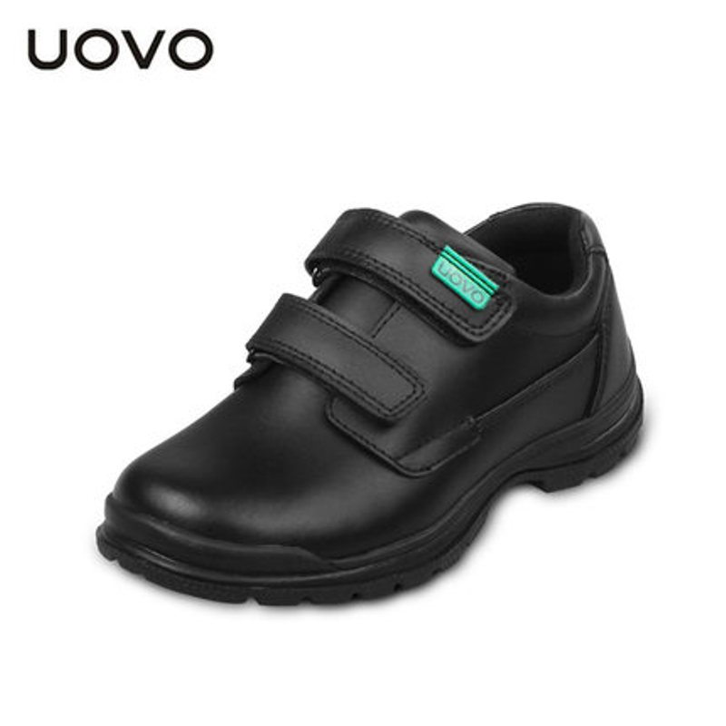 2017 New Boys Genuine Leather Shoes British Style Black Color Kids Moccasins Children Light Casual Footwear EU30-37 Espadrilles 2017 new children led sport shoes breathable sneakers orthopedic unisex anti skid light shoes kids casual shoes for girls boys