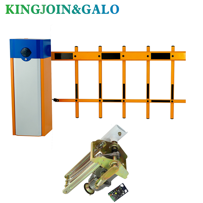 Safety Protection System Parking Access Control Intelligent High-end Gate