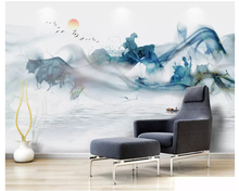 beibehang papel de parede Living room fashion senior wallpaper rose pattern TV background wall for walls 3 d tapety