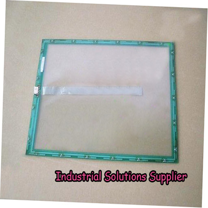 New 12.1 inch 7 Wire N010-0550-T715 Touch Screen Panel Glass original 7 wire touch screen n010 0550 t717 industrial touch screen