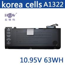 купить batterias notebook laptop battery for APPLE A1278 (Mid 2009 Mid 2010 Early 2011) MB991LL/A MC374LL/A MC375LL/A A1322 по цене 2101.32 рублей