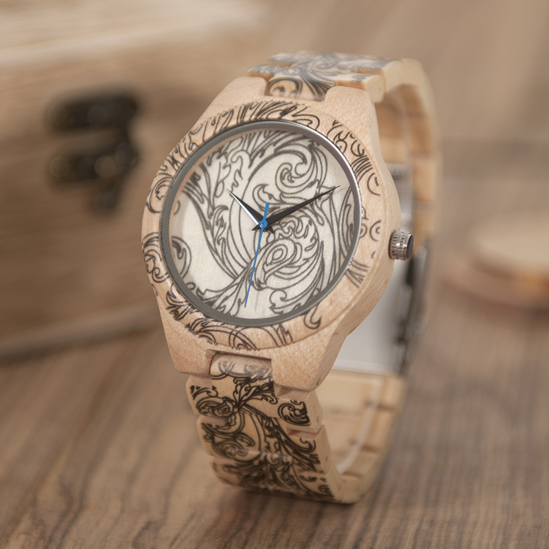 wooden watches bobo bird brand watch men new (27)