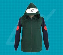 New  Boys and girls' students' casual green coat Cosplay Costumes green  Hoodie Scouting Hooded Sweater  coat