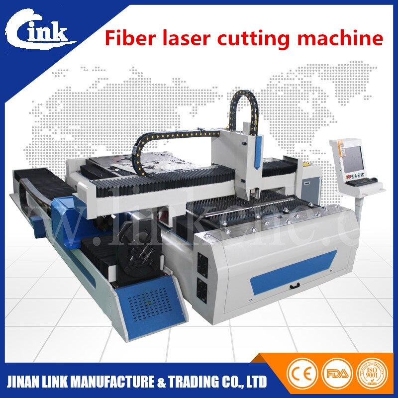China Supplier Optical Sheet Metal Fiber Laser Cutting