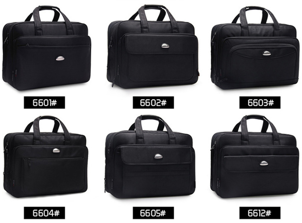 15 15.6 17 17.3 Inch big size Nylon Computer Laptop Solid Notebook Tablet Bag Bags Case Messenger Shoulder for Business Working 13 14 15 17inch big size nylon computer laptop solid notebook tablet bag bags case messenger shoulder unisex men women durable