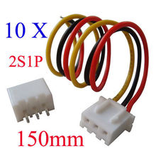 10X 7.4v 2s1p JST-XH Connector Adapter plug RC lipo battery balance charger B6