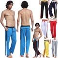 Nuevo Estilo de Los Hombres pantalones Pantalones Tether Pantalón Desgaste sedoso Transpirable de 8 COLORES tamaño Sml XL