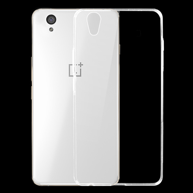 sports shoes 16a94 76fe2 US $1.98 |OnePlus X Case Cover 5.0 inch 0.6mm Ultrathin Transparent TPU  Soft Cover Protective Case For OnePlus X / One Plus X Cover Case on ...