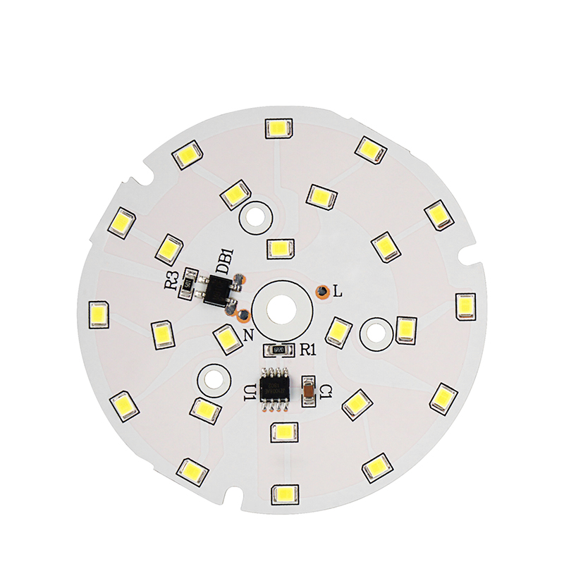 LED SMD Chip Smart IC Chip 3W 5W 7W 9W 12W 15W 18W AC220V Input DIY for Down light Spotlight Ceiling light Cold White Warm White [mingben] 5pcs led cob chip 18w 15w 12w 9w 7w 5w 3w ac 220v smart ic light high lumen chip for bulb diy led spotlight light bead