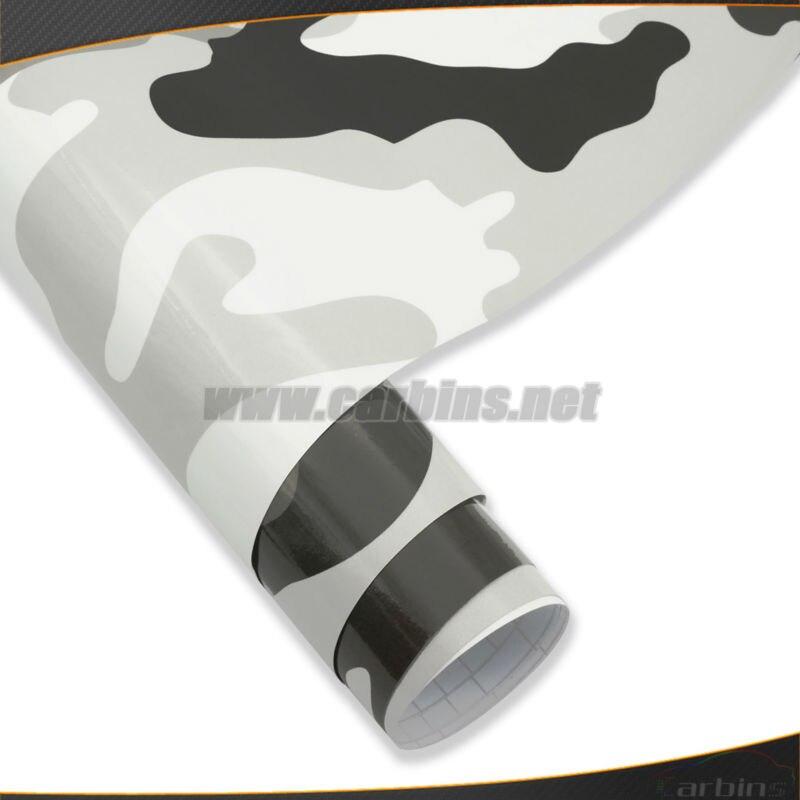 Камуфляж автомобиль упаковка винил полюс черный и белый камуфляж наклейка бомба Бесплатная доставка!