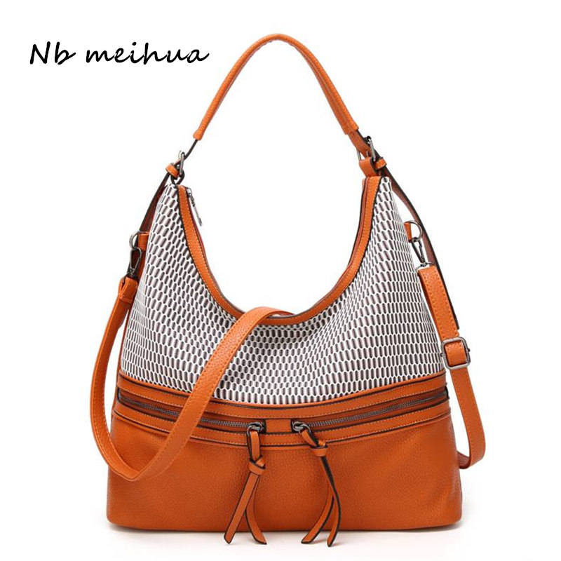 2017 Fashion women shoulder bags bolsa feminina tote luxury handbags women bags designer ladies patchwork high quality pu totes designer women handbags black bucket shoulder bags pu leather ladies cross body bags shopping bag bolsa feminina women s totes