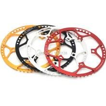 Litepro 41T/45T/47T/53T/56T/58T односкоростной 130BCD складной велосипедный шатун BMX Chainwheel сплав AL7075 цепная цепь