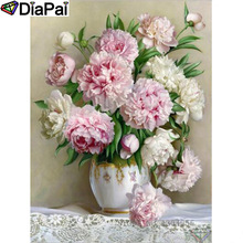 DIAPAI Diamond Painting 5D DIY 100% Full Square/Round Drill Flower landscape Diamond Embroidery Cross Stitch 3D Decor A24441 diapai 100% full square round drill 5d diy diamond painting flower landscape diamond embroidery cross stitch 3d decor a21095