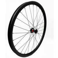 Mtb carbon rad 29er Super licht 34x30mm 655g D791SB 100 x15mm vorne fahrrad rad disc tubeless mtb fahrrad carbon räder-in Fahrrad-Rad aus Sport und Unterhaltung bei