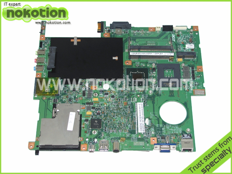 MBTMW01001 48.4T301.01N laptop motherboard For Acer extensa 5220 5620 GL960 DDR2 Mainboard