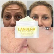 LANBENA Peptide Anti Wrinkle Facial Cream Anti Aging Skin Whitening Lifting Firming Acne Treatment Hyaluronic Acid Snail Cream ! essences serum treatment facial anti wrinkle aging lifting firming whitening wrinkle cream