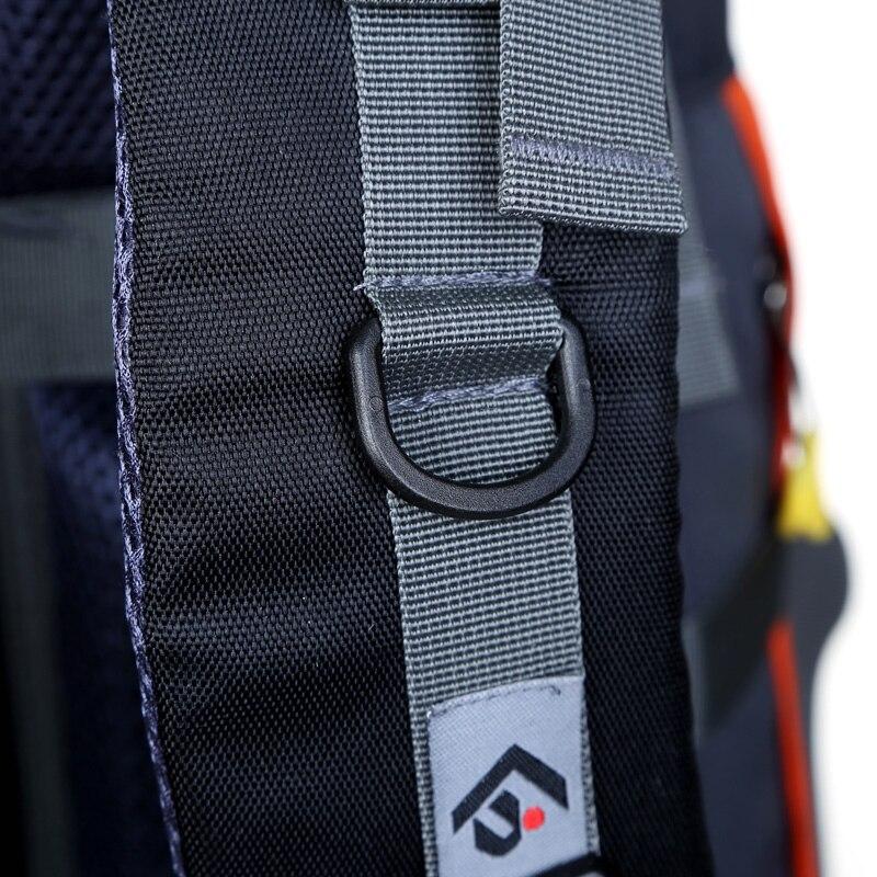 80L grand sac à dos extérieur Camping voyage sac randonnée sac à dos unisexe sacs à dos imperméable sport sacs escalade paquet - 3