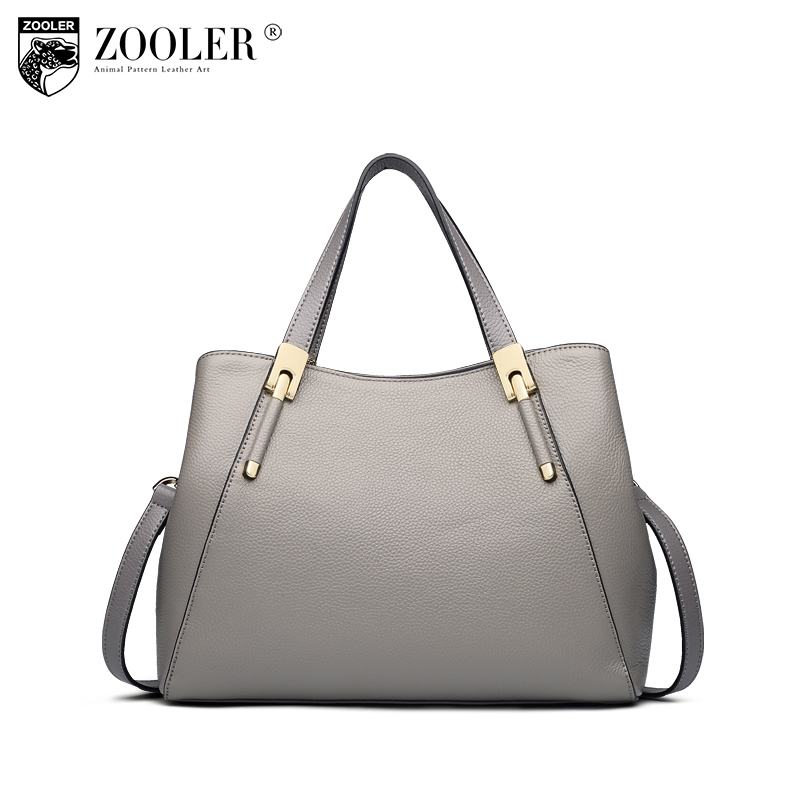 2017 New women leather handbag middle aged genuine leather bag solid shoulder bags ladies  famous brands bolsos mujer#V100 2017 new casual women shoulder bags famous brand fashion designer handbag solid genuine leather bag totes bolsos mujer