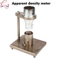 Кажущаяся плотность метр xbm 1 часы из нержавеющей стали Плотность Тестер подходит для материала ПВХ тестирования и тестирования pe 1 шт.