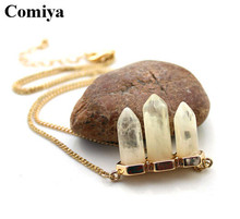 Hot sale summer style accessories Necklaces & pendants for perfume women imitation newest necklace bijouterie jewelry