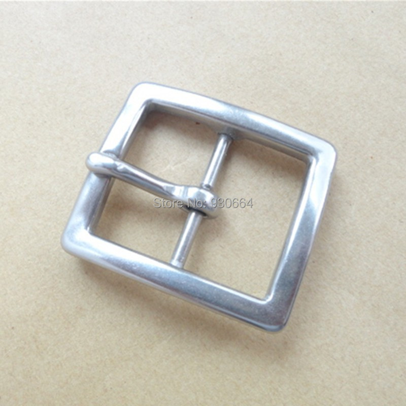 Stainless Steel Man Belt Buckle, Pin Buckle,  Metal Buckle  Inner Width 40mm W014