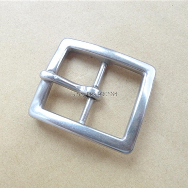 Stainless Steel Man Belt Buckle, Pin Buckle,  Metal Buckle  Inner Width 40mm W014