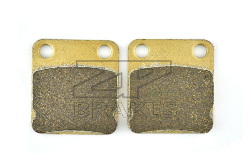 New Organic Brake Pads For Front ASPES Perseo Hybrid 150 2011 Motorcycle Braking oem ZPMOTO
