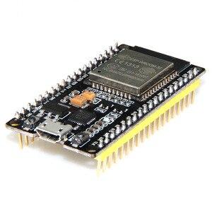 Image 4 - ESP32 rev1 مجلس التنمية واي فاي بلوتوث فائقة منخفضة استهلاك الطاقة ثنائي النواة ESP 32 ESP 32 ESP8266 (دبوس أصفر لحام)
