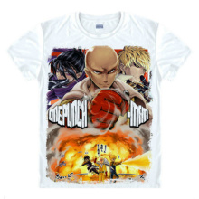 ONE PUNCH MAN Saitama and Genos T-Shirt – 9