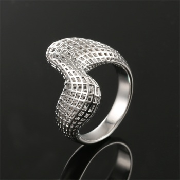 Irregular 3D Geometry Ring5