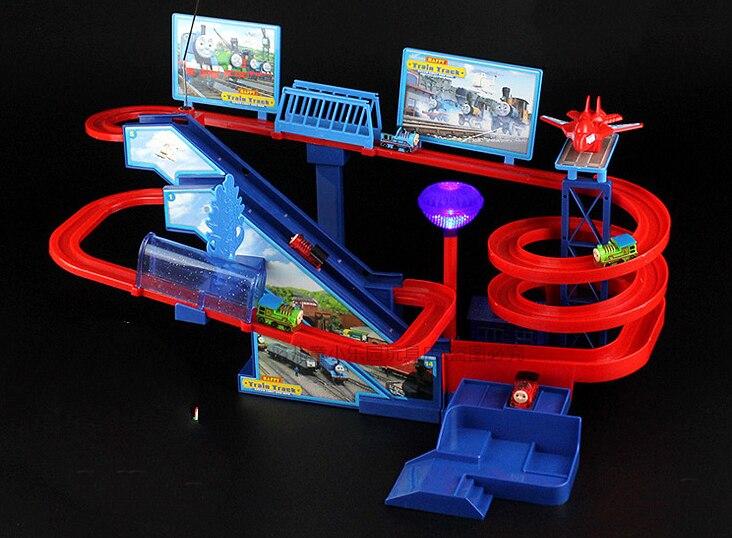 Electric-Train-Tracks-Diy-Railroad-Children-Large-Roller-Coaster-track-Kid-Electric-Train-Toy-Car-Parking-lot-Assemble-Railway-4