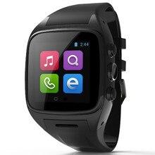 Wifi Wasserdichte Intelligente uhr Telefon Android 4.4 SmartWatch Kamera 3G GPS Bluetooth Armbanduhren Sync Notifier SIM Für IOS Android