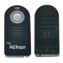 ML-L3 Infrared Wireless Remote Control Shutter Release For Nikon D7100 D70s D60 D80 D90 D5200 D50 D5100 D3300 D3200 Controller