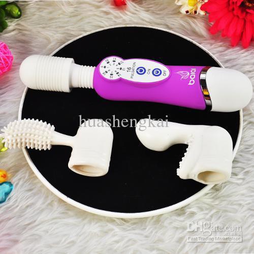 16 Speed sex Vibrator, Waterproof Vibrator, AV vibe sex toy for women