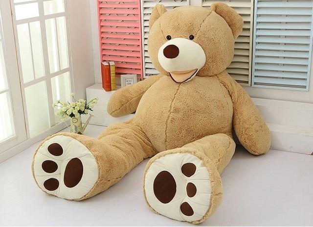 2016 high quality oversized plush toy giant plush teddy bear plush