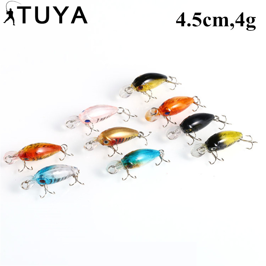Crankbait pcs/Set 4g Hard
