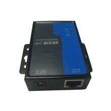 Convertidor de aislamiento 10/100 MB TCP/IP protocolo a RS232 básico automático de identificación y detección de la Dirección de transmisión de datos