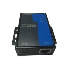 Isolatie converter 10/100 MB TCP/IP protocol om RS232 basic automatische onderscheidende en sensing gegevensoverdracht richting