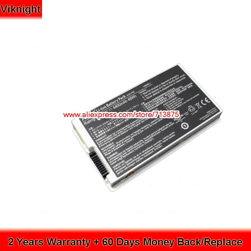 Genuine A32-F80 A32-F80A F80A Battery For Asus F50 F80 F80S F81 X61 X80 X82 F83V F50SF laptop цена