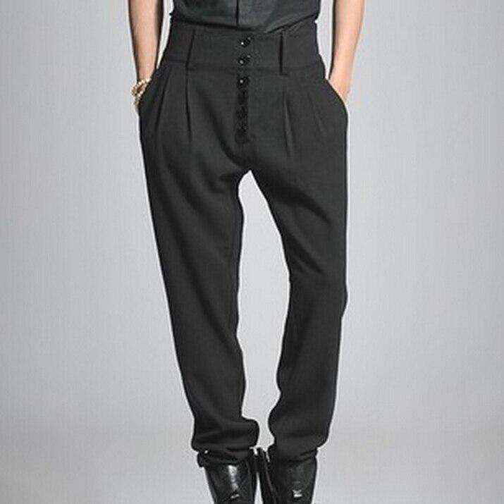 Tasten Taille Winter 44 Hose 27 Plus Cut Boot Beiläufige Jeans Kostüme Männer Größe Hübscher 2016 Schwarzes In Herbst Haremhosen Hoher tBntwxqWOv